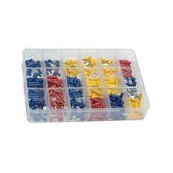 Boxed Assortments 385 Pre-Insulated Terminals
