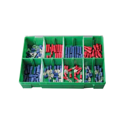 Boxed Assortments 120 Pre-Insulated Terminals