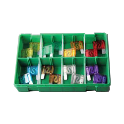 Boxed Assortments 16 Assorted Maxi Blade Fuses