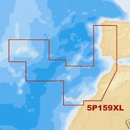 Navionics Platinum+ XL - CF Card - Portugal To Azores