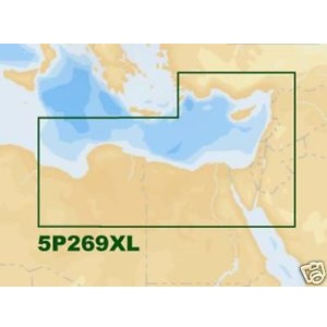 Navionics Platinum+ XL - SD/Micro SD - Mediterranean South East