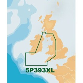 Navionics Platinum+ XL - SD/Micro SD - Irish Sea
