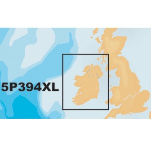 Navionics Platinum+ XL - CF Card - Ireland