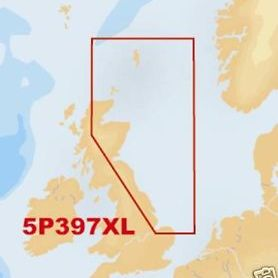 Navionics Platinum+ XL - CF Card -  Eastern UK
