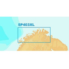 Navionics Platinum+ XL - CF Card - Northern Norway