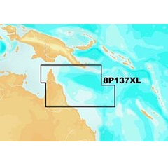 Navionics Platinum+ XL - CF Card - Australia North East
