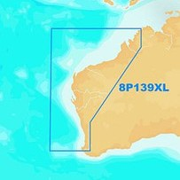 Navionics Platinum+ XL - CF Card - Beagle B. To Perth