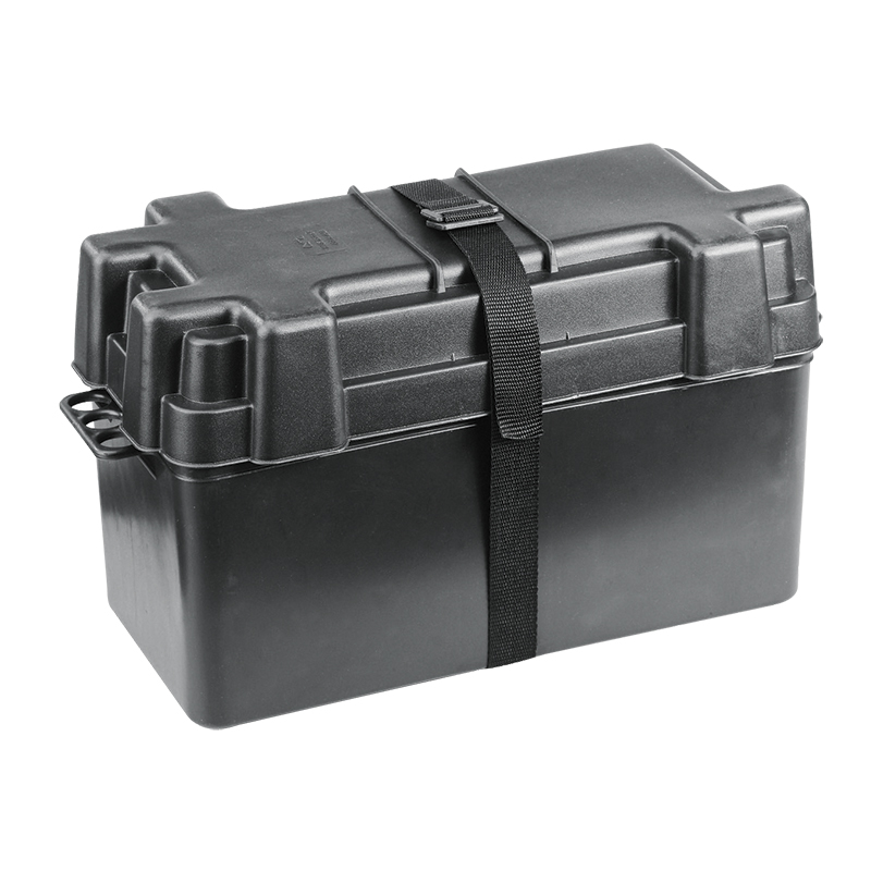 Nuova Rade Battery Box Up To 120ah. Ext.dim.470x225x255mm