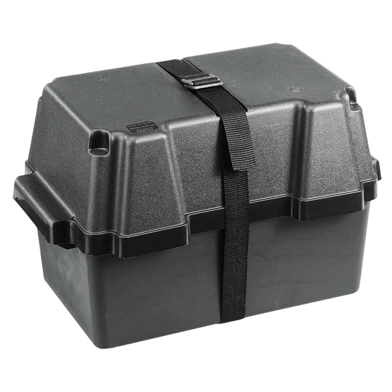Nuova Rade Battery Box Up To 100ah. Ext.dim.431x257x256mm