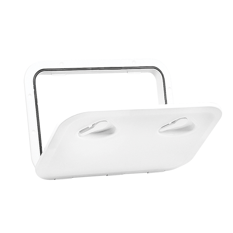 Nuova Rade Top Line Hatch. White. 353x606mm