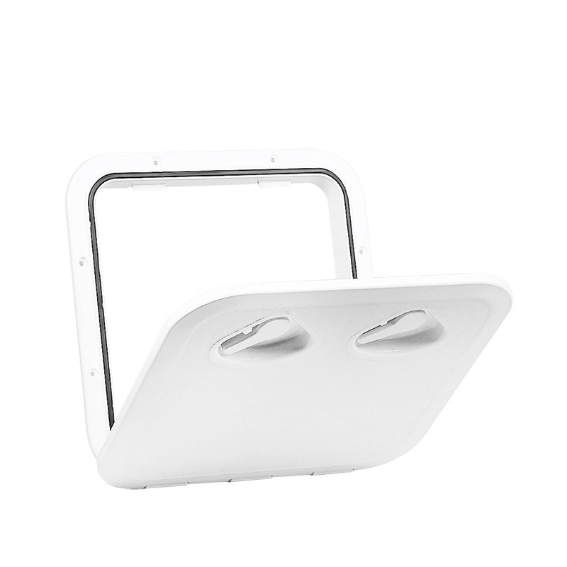 Nuova Rade Top Line Hatch. White. 370x375mm