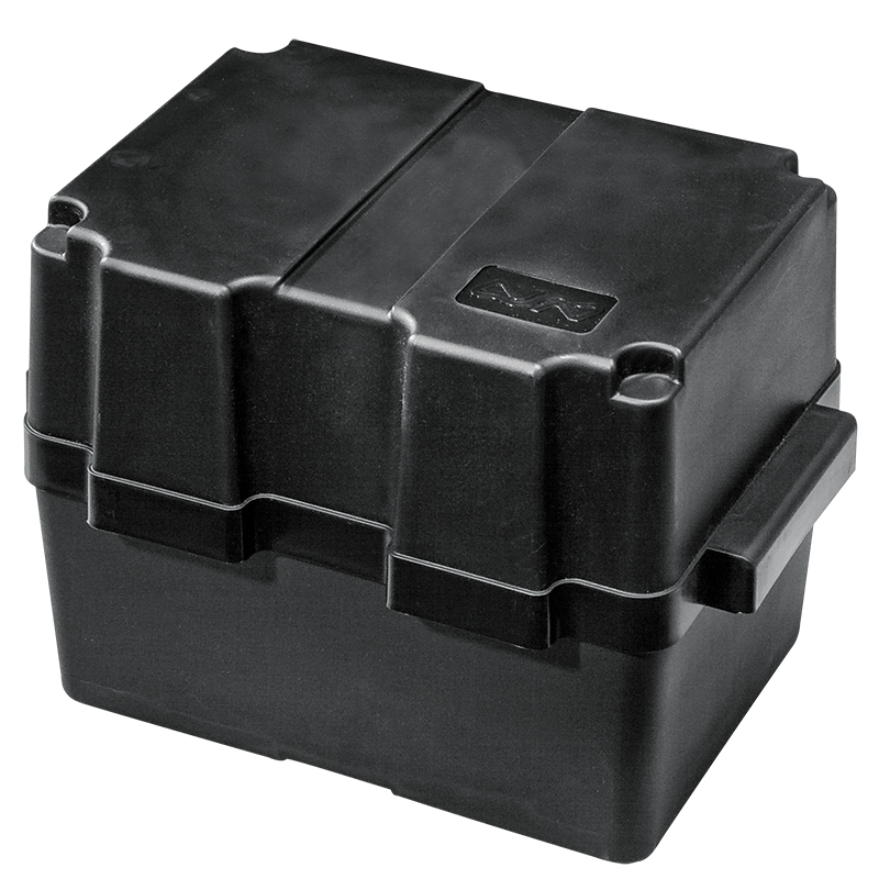 Nuova Rade Battery Box Up To 80ah. Ext.dim.340x230x250mm