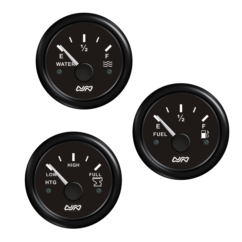 Nuova Rade Fuel Level Gauge. 0-190 Ohm