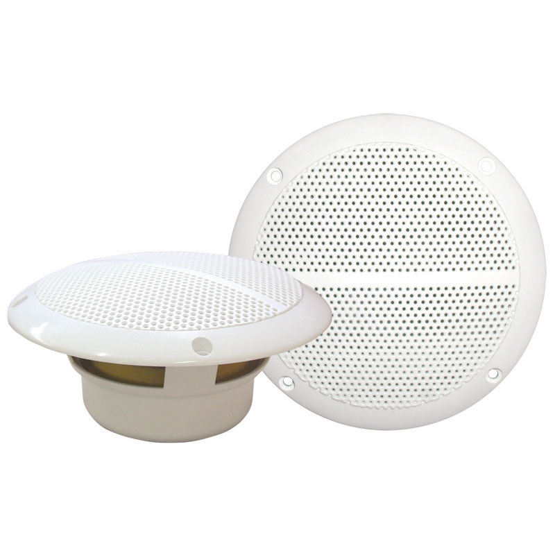 Nuova Rade Two-way Speaker Set 100w. 6 1/2'' - White
