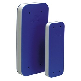 FLAT TYPE FENDER 49X18X5CM BLUE