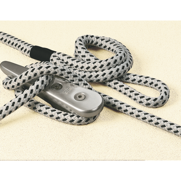 Plastimo Mooring Line Light Grey 14mm 14 metre