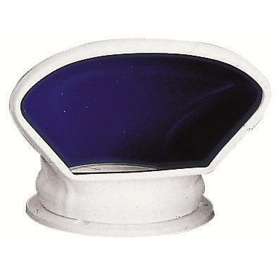 Flexible Deck Vent H:150mm - Blue