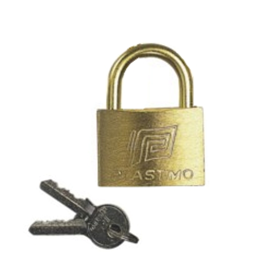 Plastimo Brass Padlock 35 x 19mm
