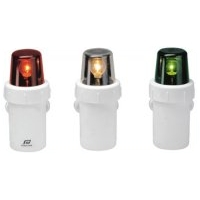 Battery Nav Lights x 3 - PORT,STARBOARD & STERN
