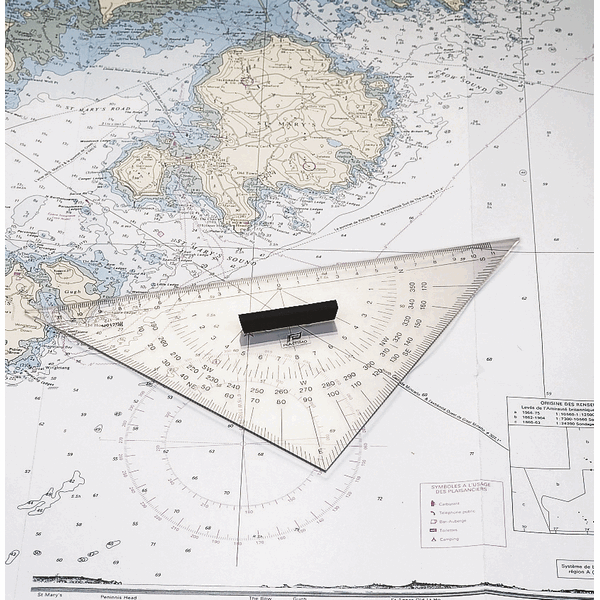 TRIANGULAR PLOTTER