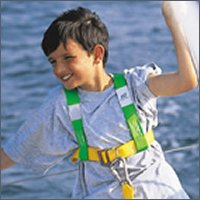 HARNESS 2 WITH TETHER CHILD