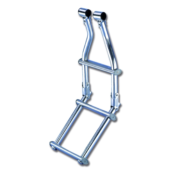 Plastimo Stainless Steel Ladder - 3 Steps