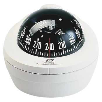 Plastimo Offshore 75 Basic (No Light) Compass (Mini Binnacle)
