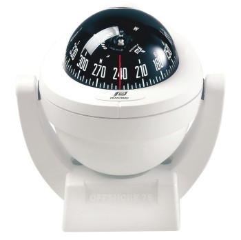 Plastimo Offshore 75 Basic (No Light) Compass with Bracket
