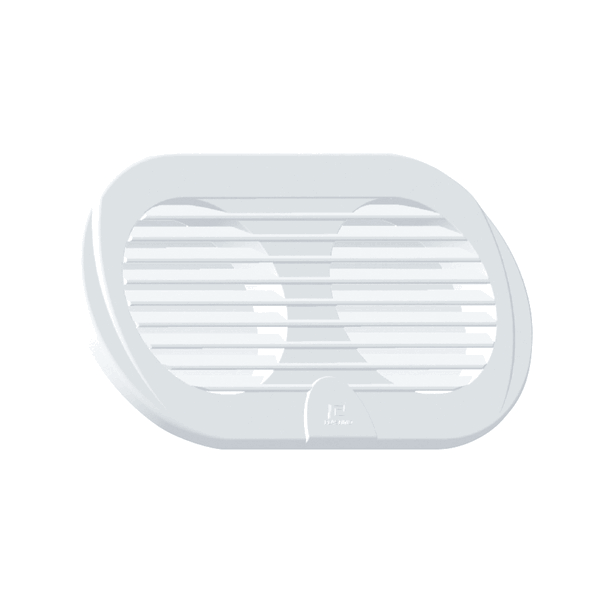 Plastimo Twin Ventilator White For 3 inch Vent - PACK 10