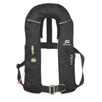 Inflatable Lifejacket Pilot Race 150n Auto With Crutch Strap