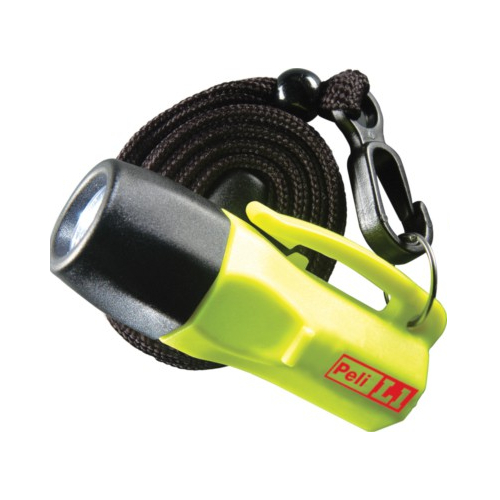 Plastimo Torch LED Yellow 67mm