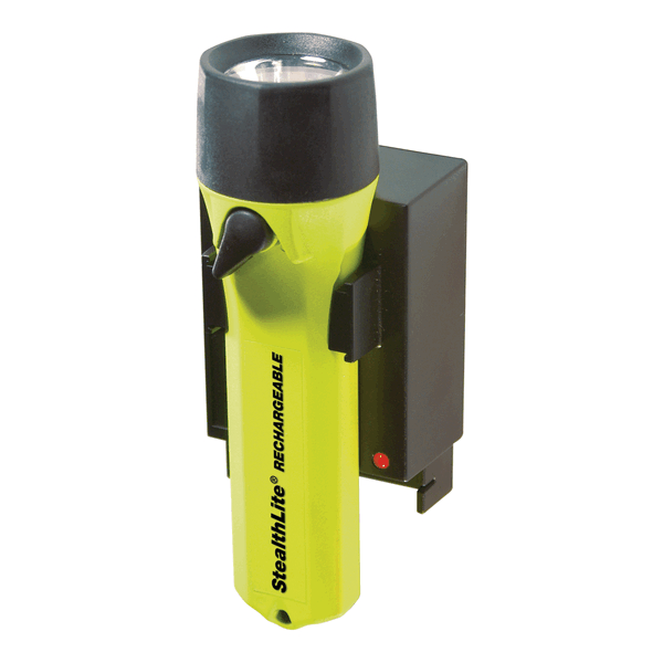 Plastimo Torch Rechargeable Xenon Yellow 165mm