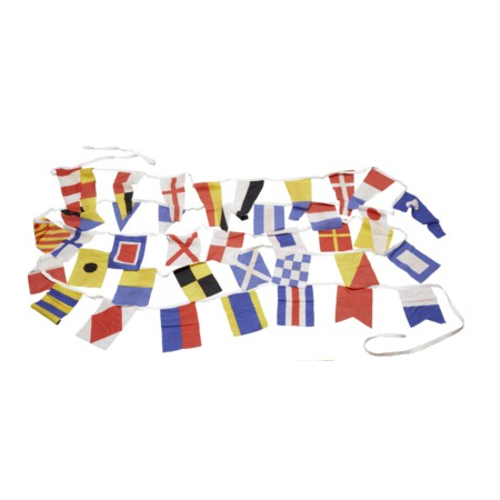 Plastimo String Of 40 Pennants