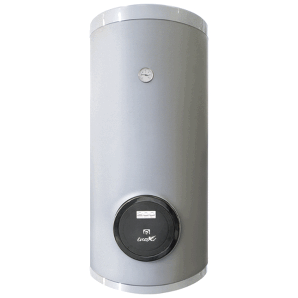 Quick Water Heater 200 litre 2000W Round shape with heat exch.
