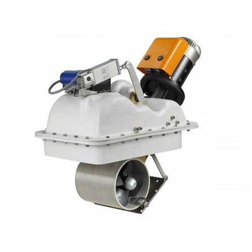 Quick Retractable Thruster 75KGF 12V Single Prop Dia. 185mm 4KW