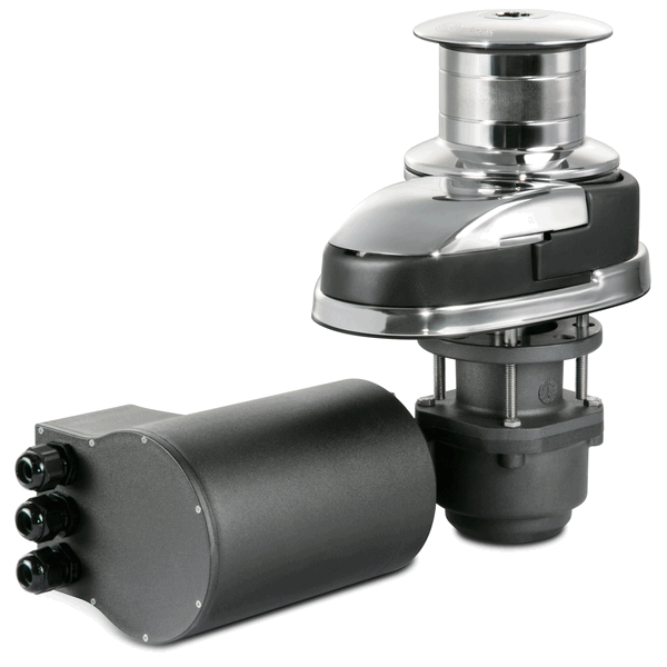 Quick Prince DP3 Windlass 8mm 1500 W -24 V -With drum