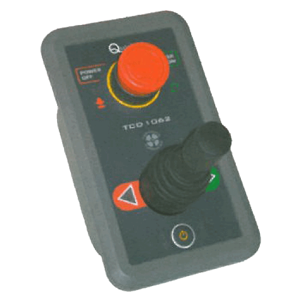 Quick Remote Control For Thrusters Inc.Integrated Main Switch