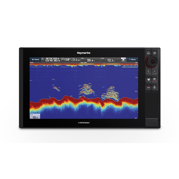 Raymarine Axiom 16 Pro-S HybridTouch 16 Inch MFD with intergrated High CHIRP Conical Sonar for CPT-S