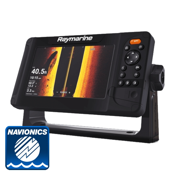 Raymarine Element 7 HV  With Navionics PLUS Small Chart (No Transducer)