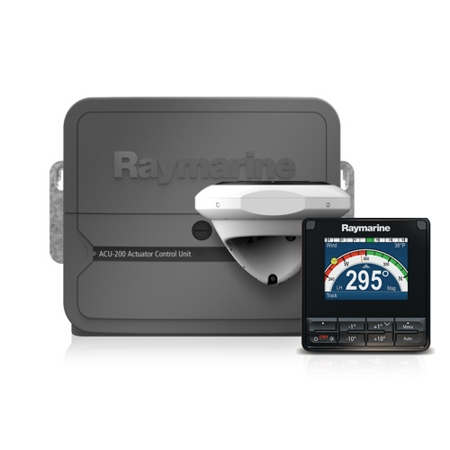 RAYMARINE Evolution Autopilot c/w p70s Control Head & ACU-200 (for Type 1 drive unit)