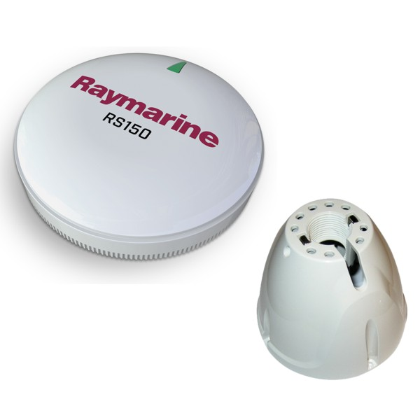 Raymarine Raystar RS150 And Pole Mount Topfil