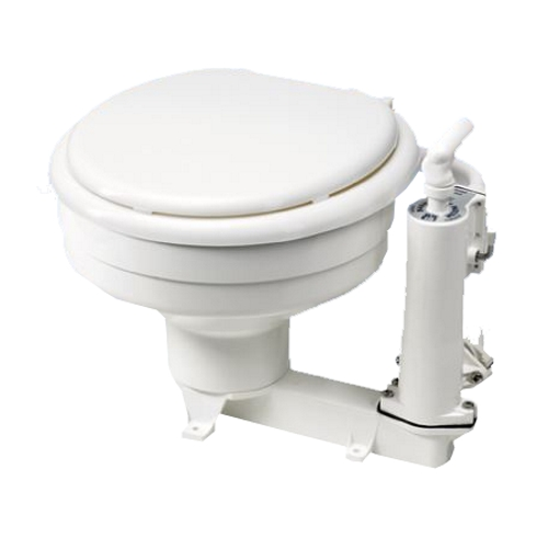 Rm Toilet Rm69 Manual Twist Amp Lock Abs Bowl Amp Seat With