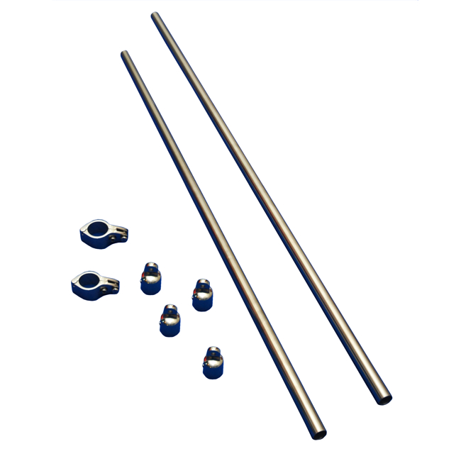 Rutland Stay Kit 1.35m For Marine Mounting Pole Kit 504/913/914