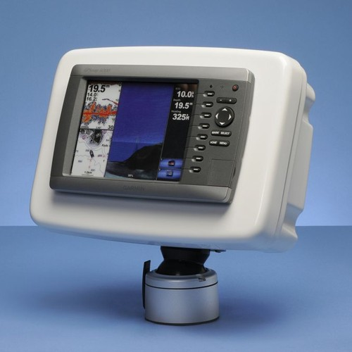Scanstrut SPD-7-W Deckpod for 7 Inch Displays (white)