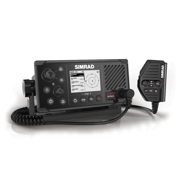 Simrad RS40-B VHF Radio With Built in AIS Class B Transceiver - Image 2