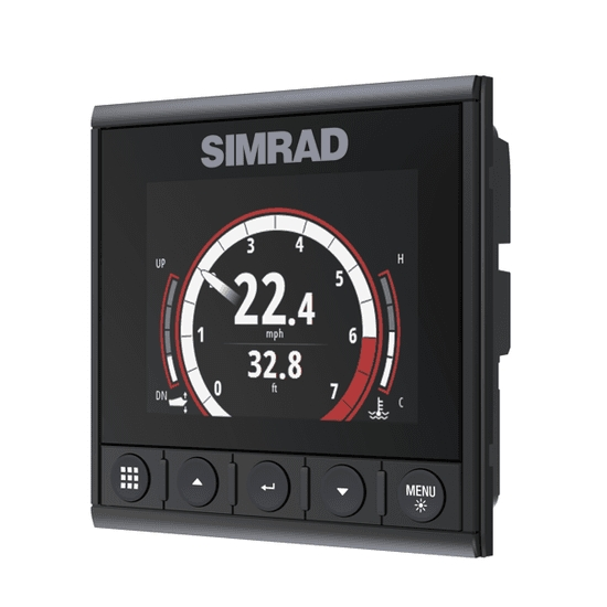 Simrad IS42J 4.1-inch Colour Engine Instrument Display
