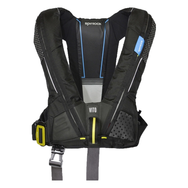 Spinlock Deckvest VITO Hammar 170N With Harness Release System (HRS)