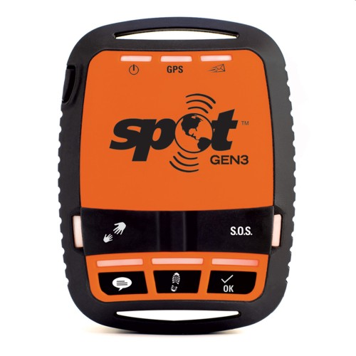 SPOT 3 GENERATION 3 SATELLITE GPS MESSENGER - ORANGE