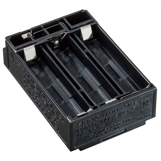Standard SBT-13 Battery Tray (3 x AAA) for HX870 / 890E Handheld VHF