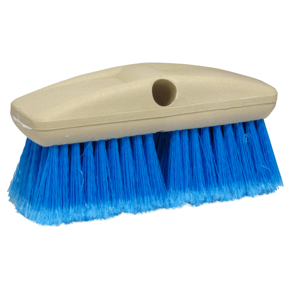 Starbrite Boat Brush Head Standard Blue Medium